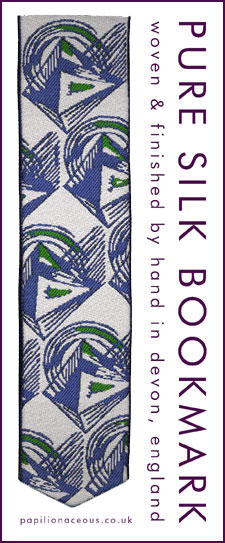 Eric Ravilious bookmark