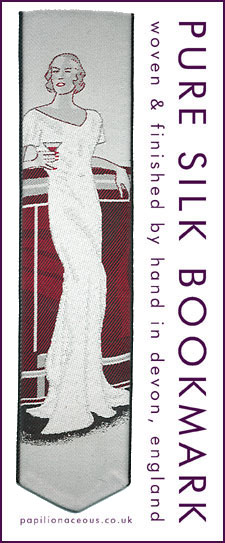 cocktail bookmark