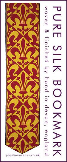 fleur de lis bookmark