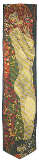 klimt bookmark