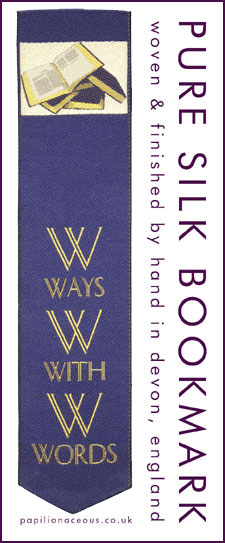 Ways With Words bookmark