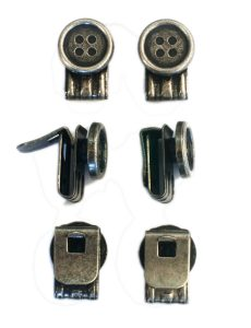 Albert Thurston instant buttons for braces
