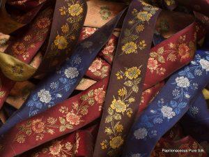 woven jacquard ribbon