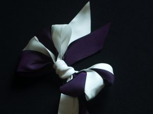 sugar plum fairy silk ribbon