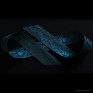 Ross Ocean Silk Ribbon