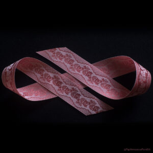 Ross Rose Silk Ribbon