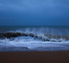 Sine wave, Slapton