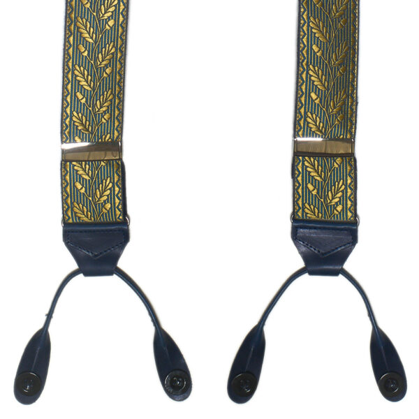 albert thurston acorn silk braces