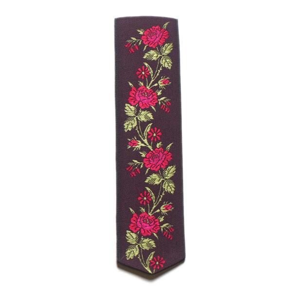 silk ribbon bookmark