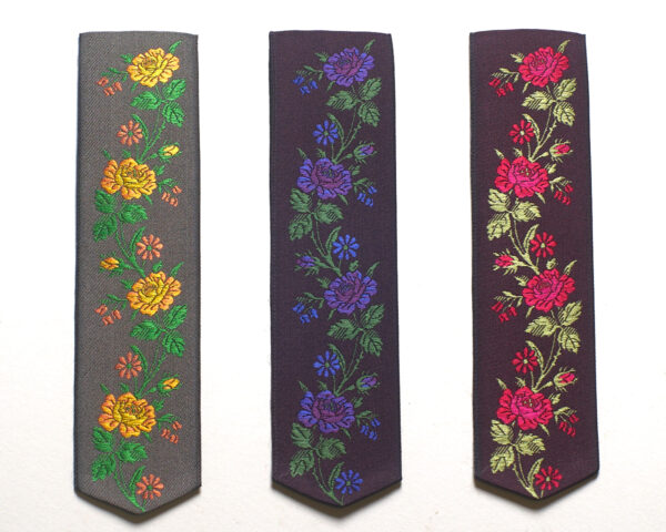 Amy silk bookmarks