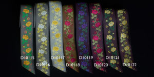 Amy 40mm silk ribbon III