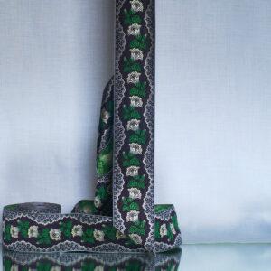 Ross Edelweiss silk ribbon