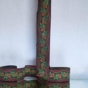 Ross Pine silk ribbon