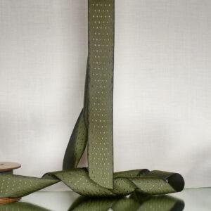 Victoria palm silk ribbon