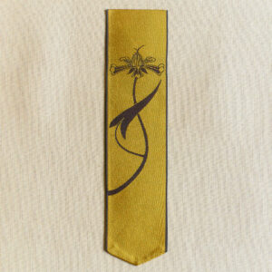 Beardsley Lily bookmark