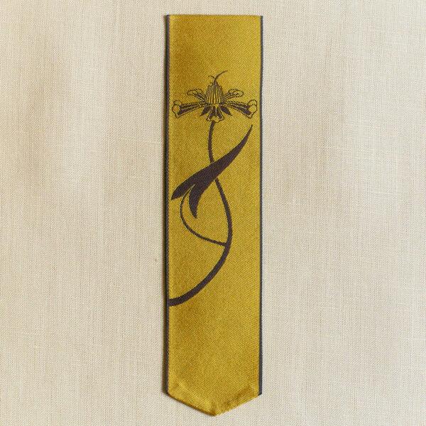 Beardsley Lily bookmark
