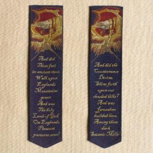 Blake Jerusalem bookmark