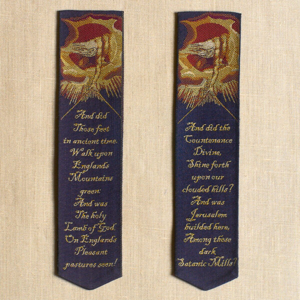 Blake Jerusalem bookmark