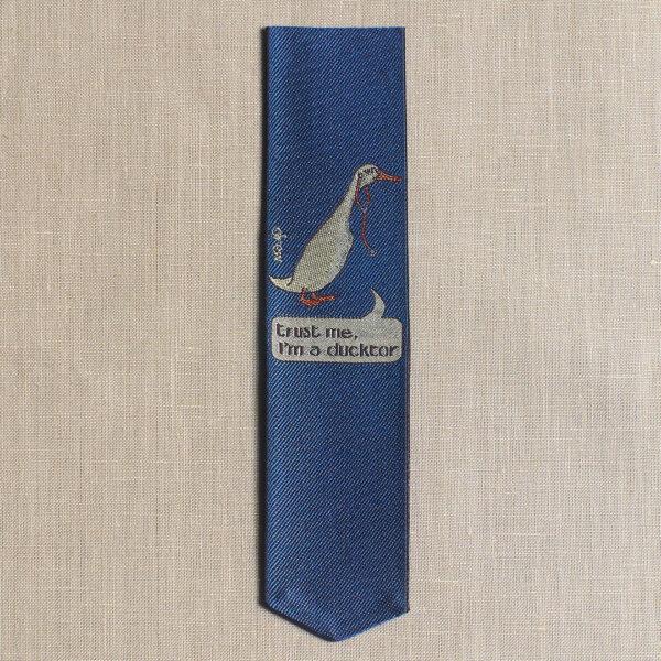 trust me I'm a ducktor bookmark