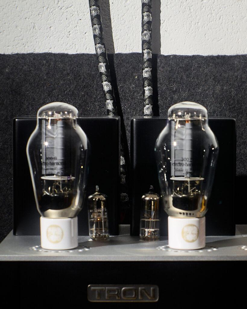 papilionaceous silk cable sleeving, Tron Atlantic amplifier